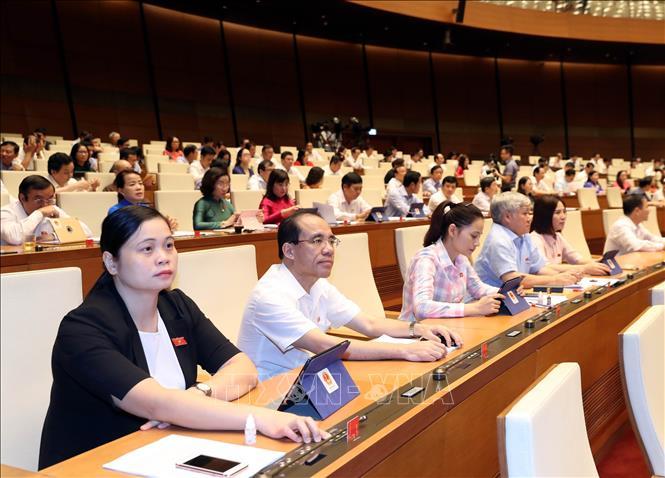 Quốc hội thông qua Luật Thi hành án hình sự (sửa đổi) - ảnh 1