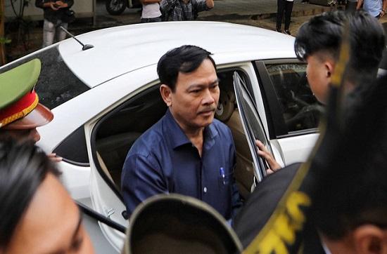 Ông Nguyễn Hữu Linh kháng cáo kêu oan - ảnh 1