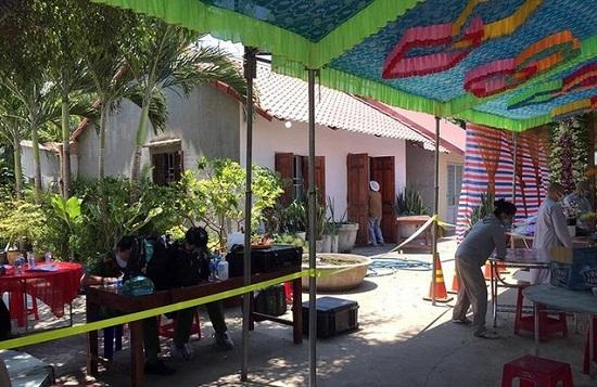Vụ 3 người thương vong trong chùa ở Bình Thuận: Nghi phạm bị bắt giữ từ lời khai quan trọng của nhân chứng - ảnh 1