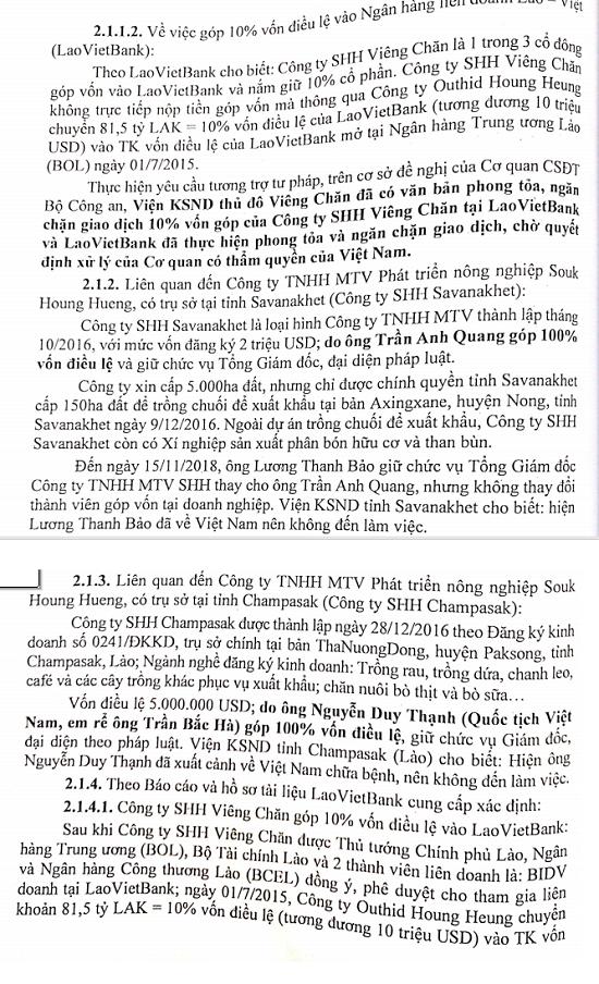 """Con trai ông Trần Bắc Hà bị truy nã: Hé lộ cách thức khoản tiền hơn 10 triệu USD """"tuồn"""" ra nước ngoài - ảnh 1"""