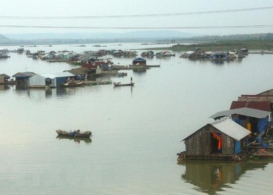 Bình Thuận: Tìm thấy thi thể người đàn ông nhảy sông bỏ trốn sau khi bị công an phát hiện đánh bạc - ảnh 1