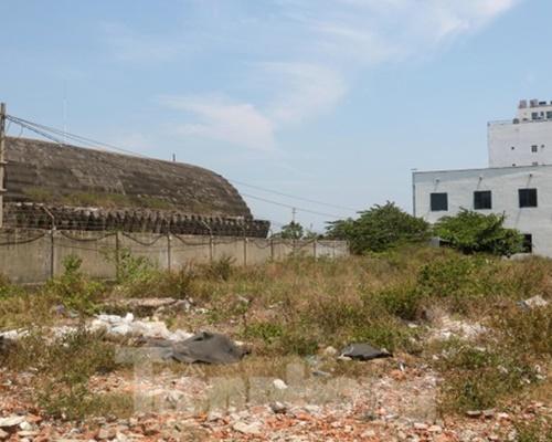 Cận cảnh các lô đất có yếu tố doanh nghiệp Trung Quốc dọc khu đô thị ven biển Đà Nẵng - ảnh 1