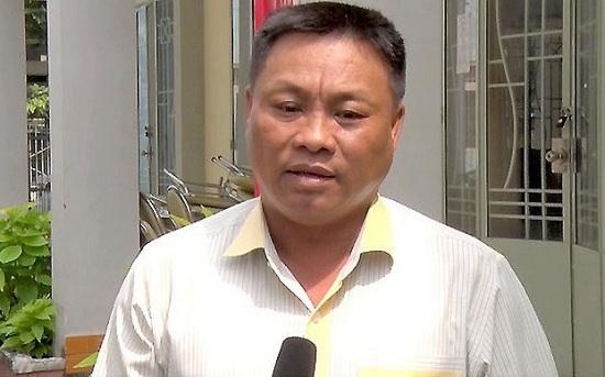 Chủ tịch phường có bằng đại học trước bằng THPT bị cách chức - ảnh 1