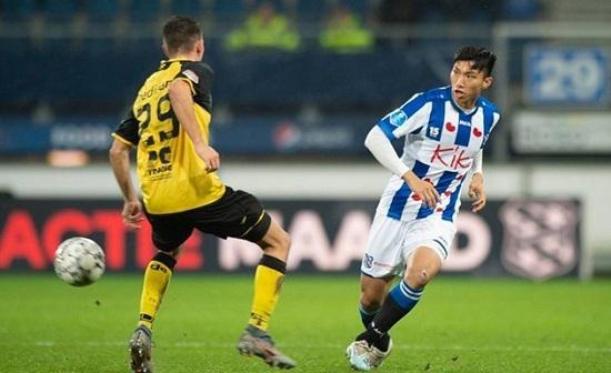 Văn Hậu rời Heerenveen: Sẽ không từ bỏ giấc mơ chơi bóng ở châu Âu - ảnh 1