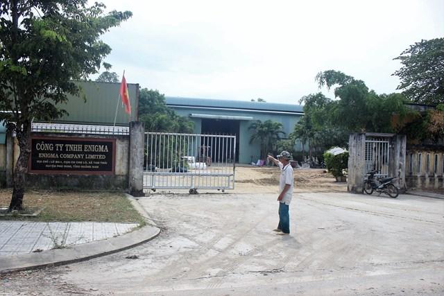 Công ty hóa chất bị tạm dừng hoạt động vì để xảy ra vụ nổ khiến một số người nhập viện  - ảnh 1