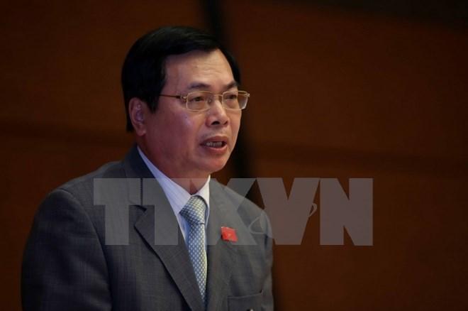 Hoàn tất kết luận điều tra, đề nghị truy tố cựu Bộ trưởng Công thương Vũ Huy Hoàng - ảnh 1