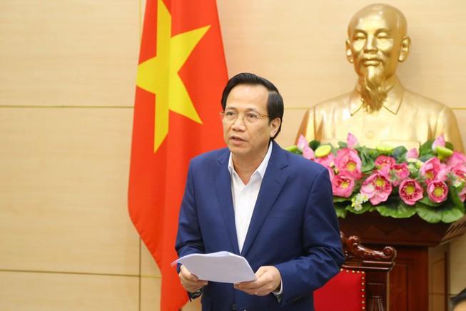 Bộ trưởng Đào Ngọc Dung: Đề xuất giáo viên trường tư được nhận hỗ trợ do Covid-19 - ảnh 1