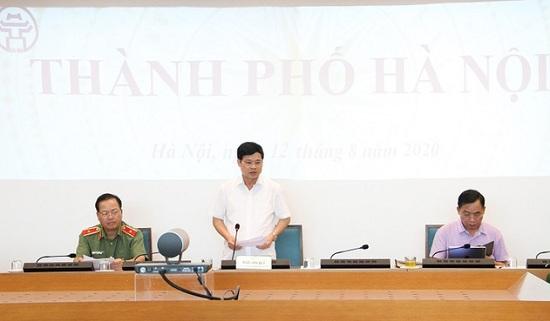 Phó Chủ tịch UBND TP.Hà Nội Ngô Văn Quý: Hà Nội có thể còn ca mắc Covid-19 mới trong cộng đồng - ảnh 1