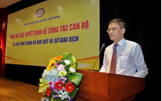 Bổ nhiệm ông Phạm Bảo Lâm giữ chức Chủ tịch Hội đồng quản trị Bảo hiểm tiền gửi Việt Nam - ảnh 1
