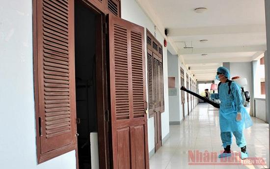 Quảng Nam: Phong tỏa thêm 1 khu dân cư với 200 nhân khẩu - ảnh 1