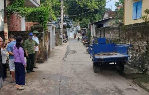 Quảng Ninh: Nổ súng trong đêm khiến 2 người tử vong tại chỗ - ảnh 1