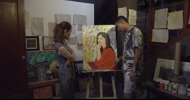 """Những nhân viên gương mẫu tập 27: Cuộc trò chuyện """"sòng phẳng"""" giữa Nguyệt và chồng vô tình tiết lộ bí mật động trời - ảnh 1"""