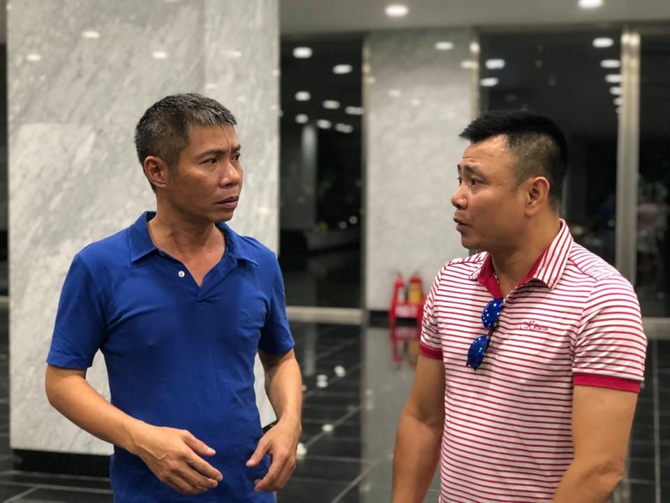 Táo Quân tung clip hậu trường, cư dân mạng bất ngờ vì dung mạo khác lạ của Minh Quân - ảnh 1