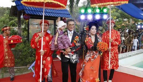 Tin tức giải trí mới nhất ngày 4/12: Thúy Nga làm đám cưới lần thứ 10 với Thanh Bạch - ảnh 1