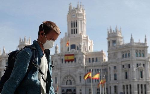 Số ca nhiễm Covid-19 tại Tây Ban Nha vượt Trung Quốc, đứng thứ 3 thế giới - ảnh 1