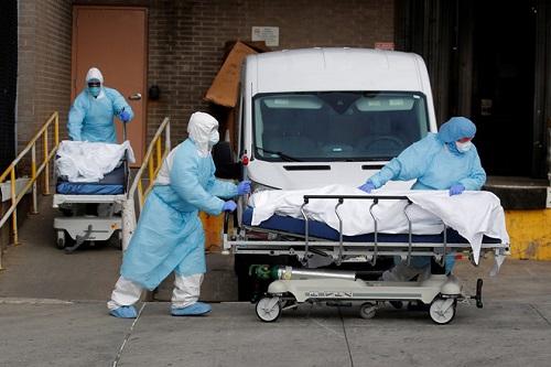 Mỹ vượt 100.000 ca tử vong vì Covid-19, chuyên gia dịch tễ Trung Quốc bất ngờ - ảnh 1