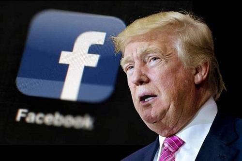 Facebook sa thải kỹ sư giao diện vì phản đối sự im lặng với các bài đăng của ông Trump - ảnh 1