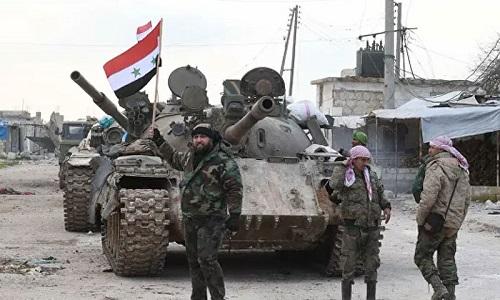 """Tình hình chiến sự Syria mới nhất ngày 10/7: Iran và Syria bắt tay lịch sử đẩy Mỹ-Israel-Thổ vào """"đống lửa"""" - ảnh 1"""