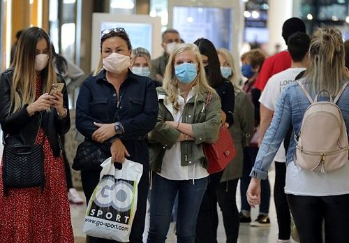 Số ca nhiễm Covid-19 tăng cao chưa từng có, hơn 13 triệu người mắc bệnh trên thế giới - ảnh 1