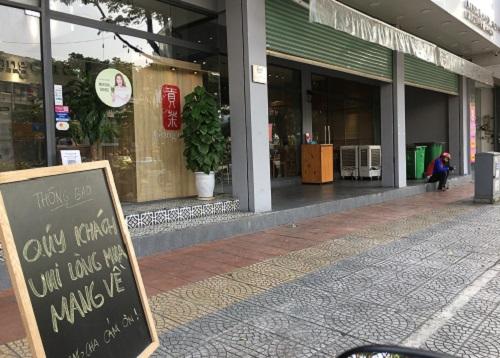 Đà Nẵng dừng hoạt động bán đồ ăn uống qua mạng, mang về - ảnh 1