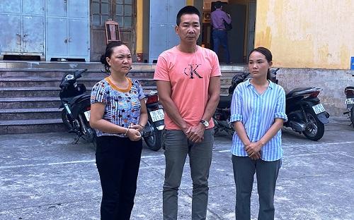 Thanh Hóa: Cặp chị em dàn cảnh trúng vé số để trộm cắp hơn trăm triệu đồng - ảnh 1