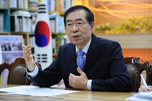 Hàn Quốc: Thị trưởng Seoul mất tích - ảnh 1
