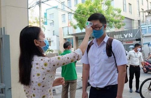 Hà Nội có 3 thí sinh diện F2 phải thi THPT Quốc gia đợt sau - ảnh 1