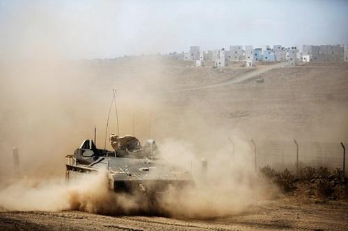 Tình hình chiến sự Syria mới nhất ngày 6/8: Israel không kích Syria để trả đũa mưu toan đánh bom - ảnh 1