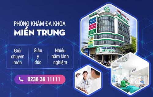 Phòng Khám Đa Khoa Miền Trung - Nơi bạn đặt niềm tin để bảo vệ sức khỏe - ảnh 1