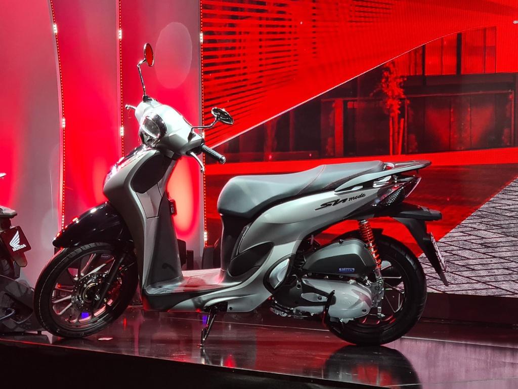 Honda SH Mode mới ra mắt tại Việt Nam, giá từ 53,89 triệu đồng - ảnh 1