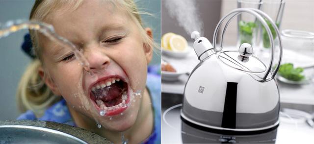 Điều gì xảy ra nếu bạn thường xuyên uống nước máy? - ảnh 1