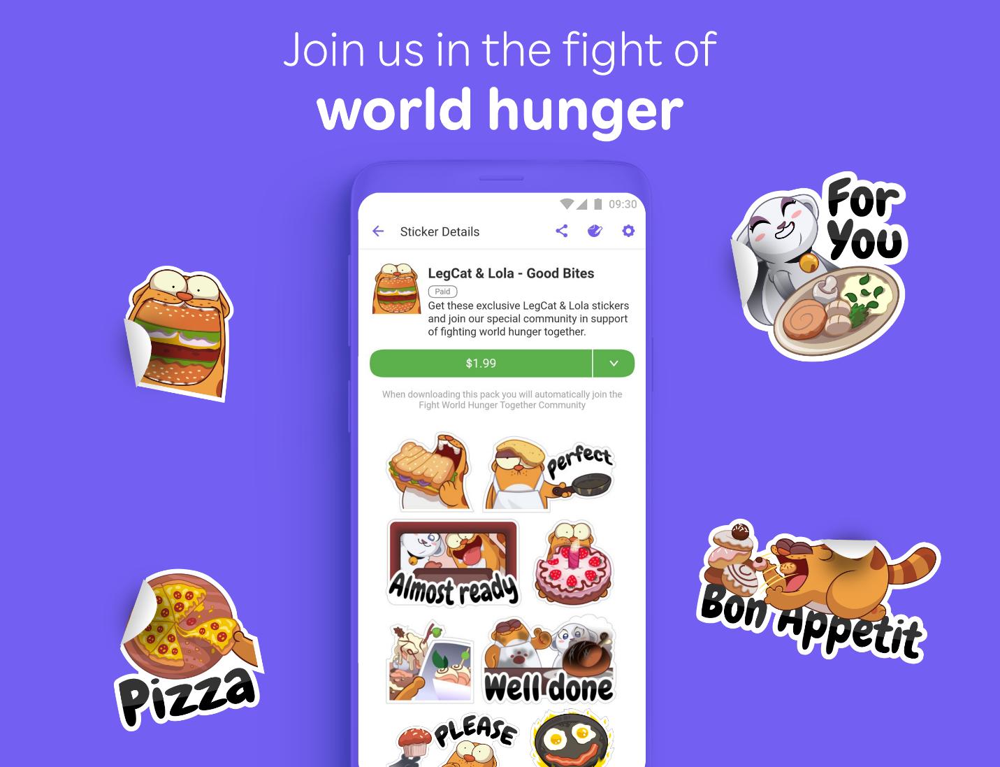 Rakuten Viber phát động chiến dịch chống lại nạn đói toàn cầu giữa cuộc khủng hoảng COVID-19 - ảnh 1