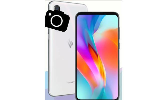 Lộ diện smartphone cao cấp có camera ẩn dưới màn hình của Vinsmart - ảnh 1