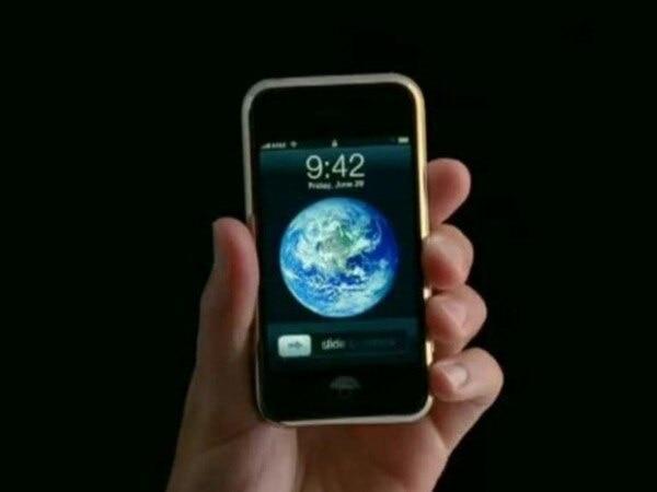 """""""Bí ẩn"""" đằng sau hình nền nổi tiếng đầu tiên trên iPhone - ảnh 1"""