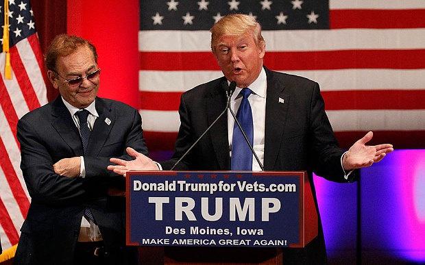 Độ giàu có của ông trùm sòng bạc, thân thiết với Tổng thống Trump - ảnh 1
