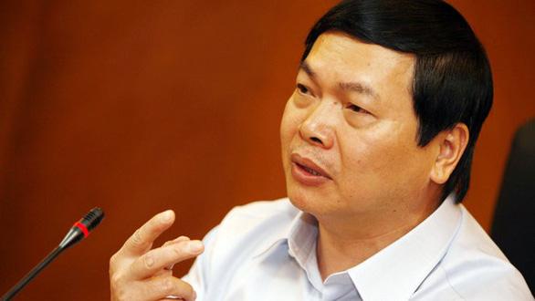 Khởi tố cựu bộ trưởng Bộ Công thương Vũ Huy Hoàng - ảnh 1