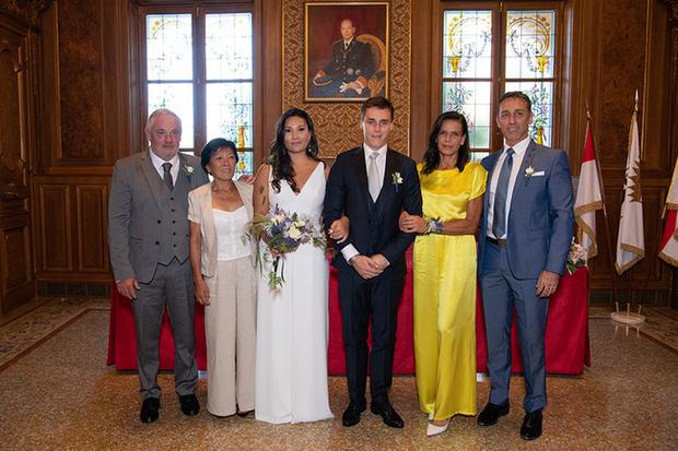 """Cô gái gốc Việt làm dâu hoàng gia Monaco, tận hưởng hôn nhân """"màu hồng"""" quanh 3 điều này - ảnh 1"""