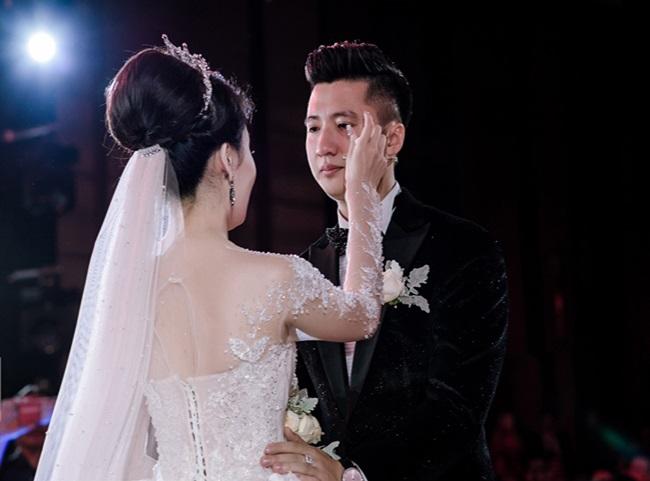 Trước khi tố chồng ngoại tình, Âu Hà My đốn tim dân mạng với lễ cưới cổ tích hoành tráng cỡ nào? - ảnh 1