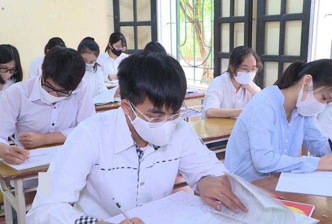 Hà Nội: Thí sinh thi tốt nghiệp THPT 2020 phải làm gì trước khi vào phòng thi? - ảnh 1