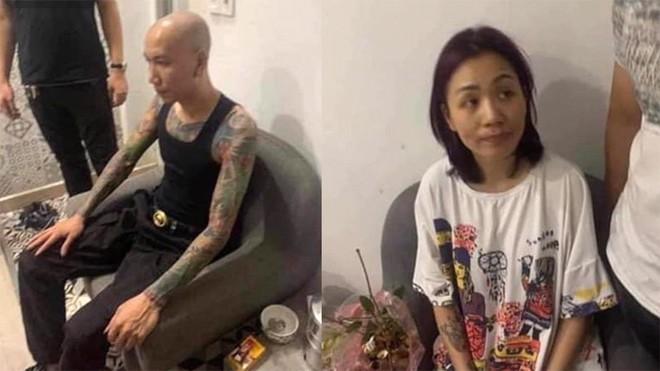 """Triệu tập 16 đàn em của """"giang hồ mạng"""" Phú Lê liên quan đến vụ hành hung người nhà """"hotgirl xăm trổ"""" - ảnh 1"""