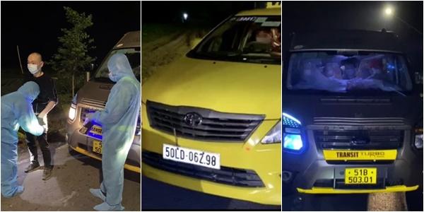 Vụ 3 ô tô chở 32 người Trung Quốc ở Tây Ninh: Đưa đi cách ly y tế