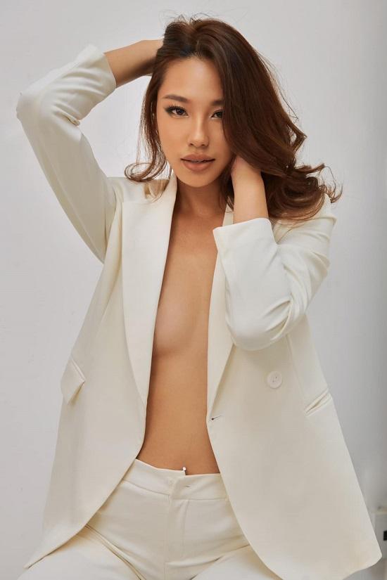 10X Đà Lạt bỏ đại học chọn nghề người mẫu, phơi da nâu để thi Hoa hậu Việt Nam 2020  - ảnh 1