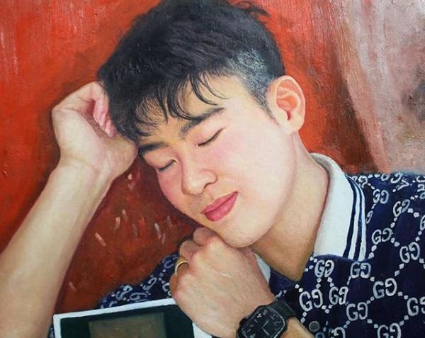 """Dân mạng """"cười ngất"""" trước độ lầy của vợ chồng Duy Mạnh – Quỳnh Anh - ảnh 1"""