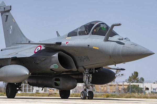 Pháp gửi hai máy bay chiến đấu cùng khinh hạm tới Đông Địa Trung Hải giữa lúc căng thẳng với Thổ Nhĩ Kỳ - ảnh 1