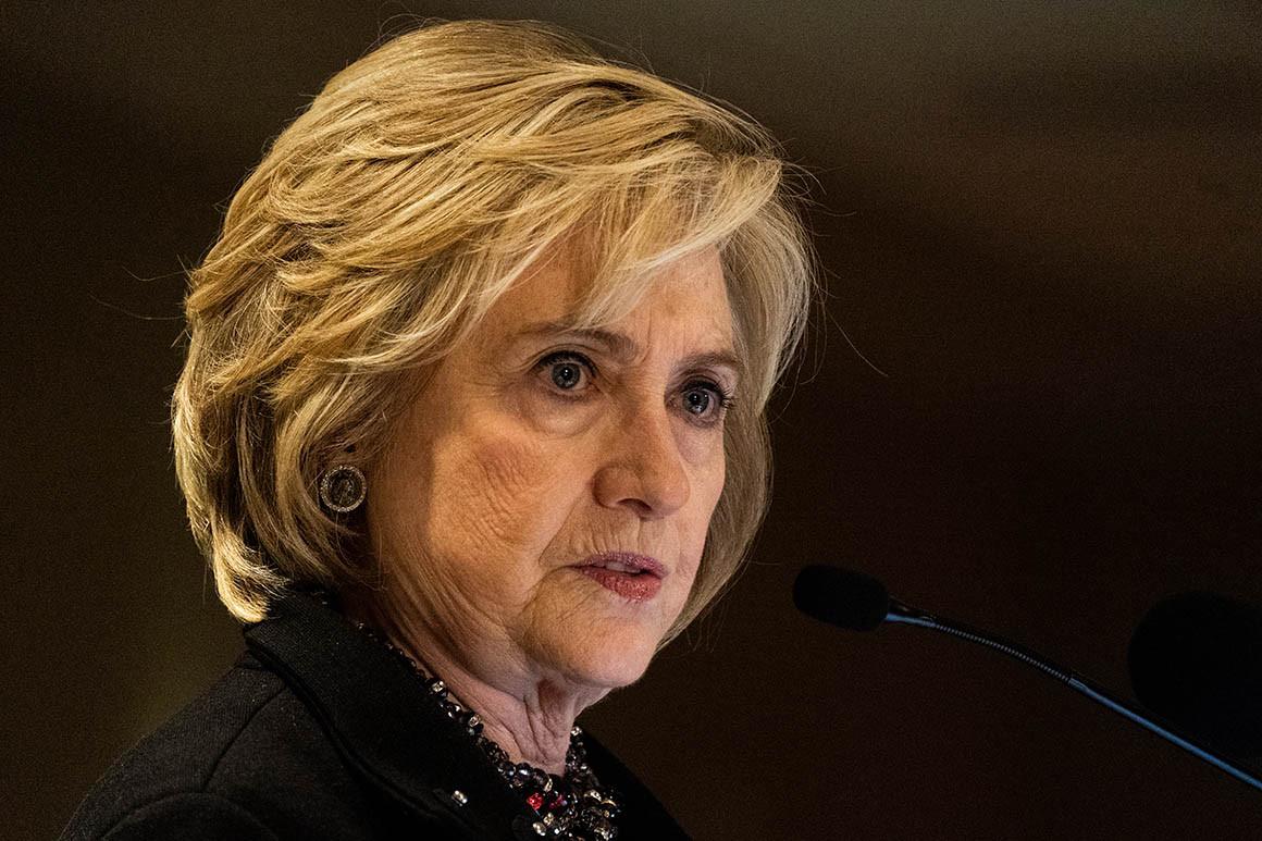 """Ủy ban tình báo Mỹ công bố báo cáo gây tranh cãi về """"thuyết âm mưu"""" của bà Hillary Clinton - ảnh 1"""
