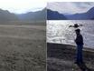 Đời sống - Hồ nước rộng mênh mông bỗng biến mất không để lại dấu vết chỉ sau một đêm