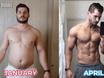 Anh chàng 'đập tan' cơ thể ngấn mỡ thành 'soái ca 6 múi' sau 3 tháng