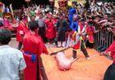 Tin trong nước - Lễ hội chém lợn: Đi tìm sự thật về Thành hoàng làng Ném Thượng