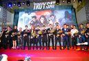"""Tin tức giải trí - Dàn sao Việt tấp nập đến dự lễ ra mắt phim """"Truy Sát"""""""