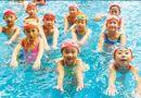 Giáo dục - Gần 300 học sinh phải thi bơi trong mưa rét